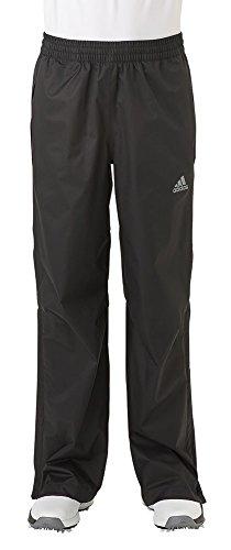 adidas Jungen Boys Rain Pant Hose, Schwarz (Negro Bc2296), 8 Jahre (Herstellergröße: 8y)
