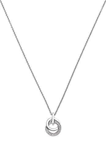 JETTE Silver Damen-Kette 925er Silber 62 Zirkonia One Size 87435172