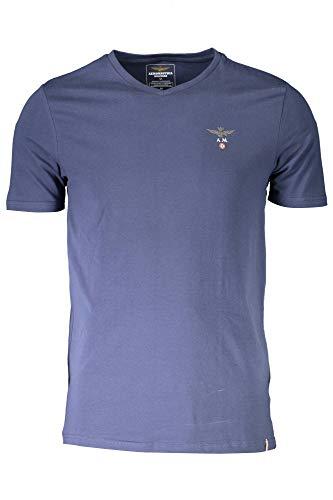 Aeronautica Militare SCOTI002J508 Camiseta Hombre