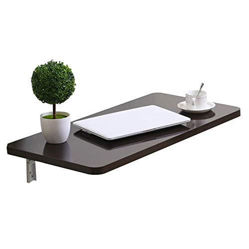 AI LI WEI Levendige kantoor/eenvoudige opbergtafel aan de wand gemonteerd laptop staande klap bureau keukentafel huishouden plank eenvoudige vrije tijd tafel, 3 kleuren (kleur: C, grootte: 60X40X2,5 cm)