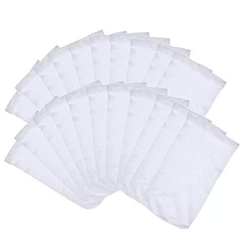 Xinlie Nylon Tessuto Filtri di Nuoto di Piscine Calze per Skimmer da Piscina in Rete Filtri per Calze da Skimmer per Piscina Calzini Skimmer per Piscina per Piscina,Olio di Foglie,Polline(20 Pezzi)