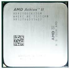 AMD Athlon II X2250CPU procesador adx2500ck23gm