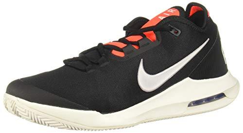 Nike Herren AIR MAX Wildcard Cly Tennisschuhe, Mehrfarbig (Black/Phantom-Phantom-Bright Crimson 006), 42 EU