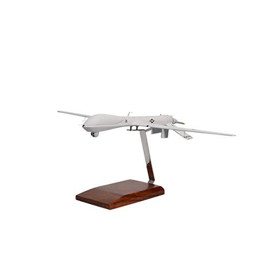 High Flying Models General Atomics MQ-1 Predator Limited Edition Large Mahogany Model