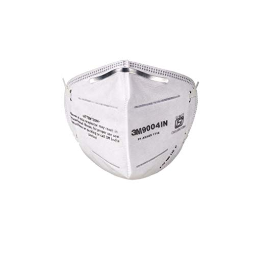 3M 9004IN Mask (White)