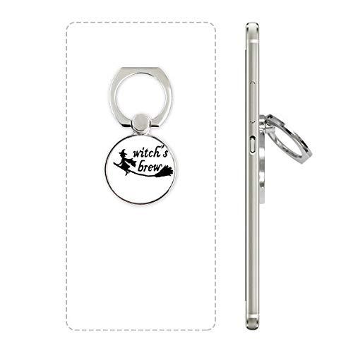 DIYthinker Engels Quote Ontwerp Heks Brew Mobiele Telefoon Ring Stand Houder Beugel Universele Smartphones Ondersteuning Gift