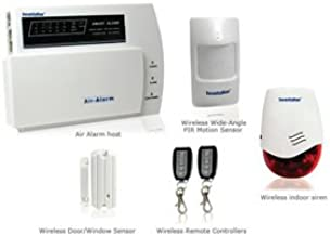 MACE GROUP SEC-AIR-ALARM1 D.I.Y. Wireless Home Alarm System Kit