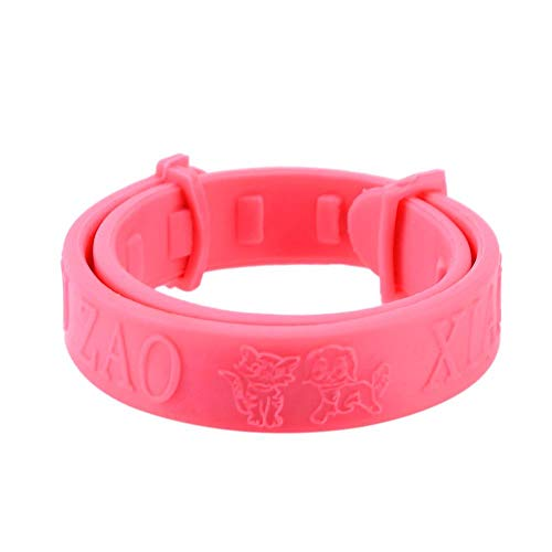 ADAGG Repelente de Insectos Anti pulgas garrapatas, Crazystore Pet Cat Collar Anti Mosquito Protection Cat Anti Pulgas Garrapatas Repelente de Insectos