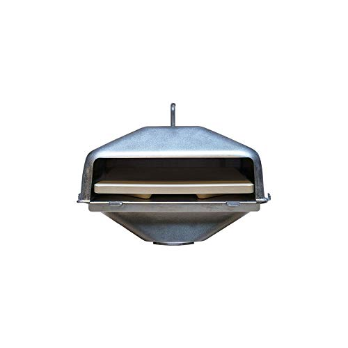 Green Mountain Grills GMG-4108 - Horno de pizza a leña para parrilla Davy Crockett