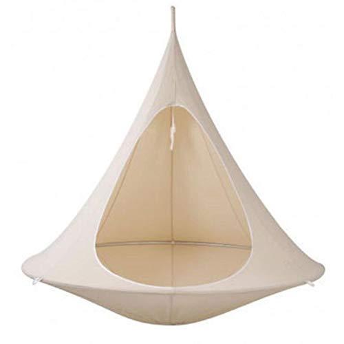 Blentude Kids Pod Swing Chair Nook Tent Indoor Outdoor Hanging Seat Hammock for Indoor Outdoor Use