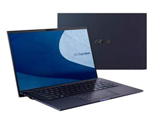 """ASUS ExpertBook B9450FA-BM0306R Portátil Negro 35,6 cm (14"""") 1920 x 1080 Pixeles Intel® Core™ i7 de 10ma Generación 16 GB LPDDR3-SDRAM 1000 GB SSD Wi-Fi 6 (802.11ax) Windows 10 Pro"""