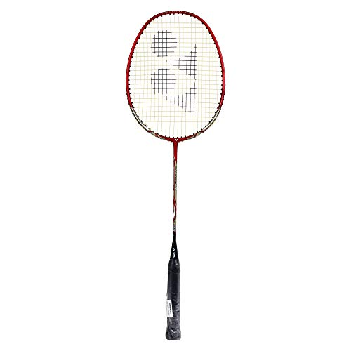 Yonex Nanoray 7AH Badminton Racquet (Deep Red)