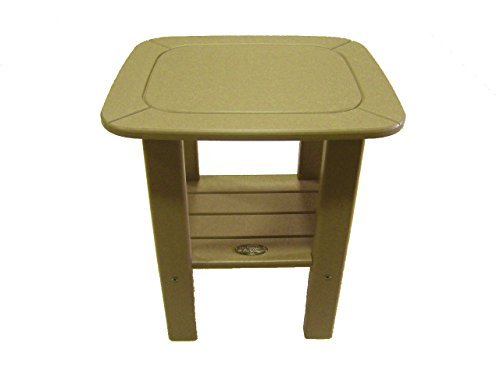 Perfect Choice Furniture Adirondack Side Table - Camel