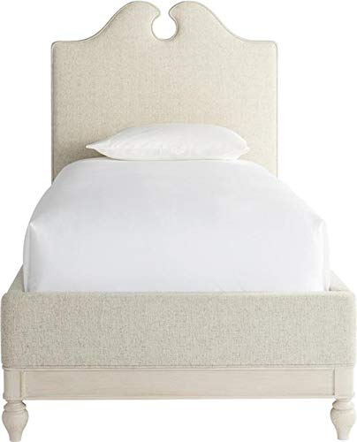 Great Features Of Bed Smart Stuff Serendipity Twin Alabaster Coconut Metal Beige Polyester