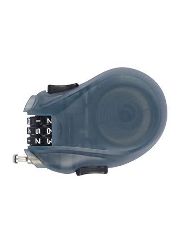 Burton Herren Schlösser CABLE LOCK, Translucent Black, One Size