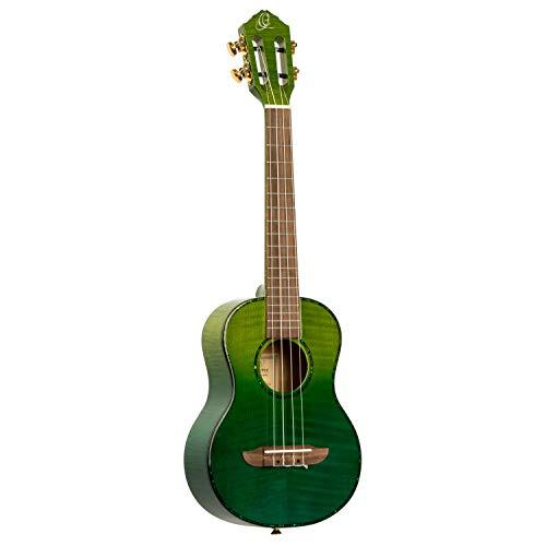 Ortega Guitars Prism Series, 4-String Ukulele, Right (RUPR-IVY)