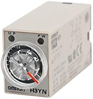 OMRON H3YN-2 AC100/120V Solid-state Timer (Short-time range model)(0.1s to 10min)(DPDT)(AC) NN