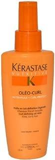 Nutritive Oleo-Curl Curl Defining Oil Mist by Kerastase for Unisex Oil Mist, 4.2 Ounce
