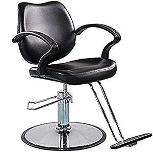 Beauty4Star Salon Hair Styling Chair with Hydraulic Pump for Hair Cutting Styling Beauty Salon...