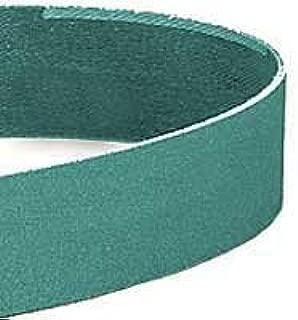 "Norton 2/"" Wide x 72/"" OAL Zirconia Alumina Abrasive Belt Zirconia A... 120 Grit"