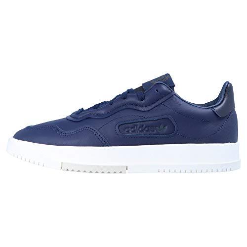 Adidas Super Court, Zapatos de Escalada para Hombre, Multicolor (Maruni/Tinley/Carbon 000), 46 2/3 EU