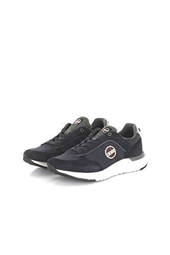 COLMAR Originals Travis 015 Herren Sneakers Blau, 45, Blau