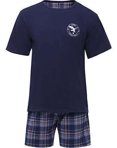 Timone Bas de Pyjama Short V/êtements dInt/érieur Homme TI30-116