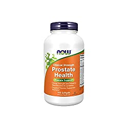 top rated NOW diet supplements, prostate health, clinical strength of saw palmetto, beta-sitosterol and lycopene, 180 … 2021