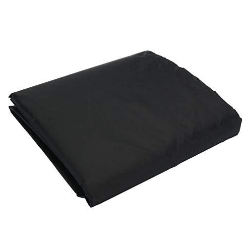 Sanzenling Housse de Meuble de Table carrée étanche à la poussière et Anti-ultraviolets 210D Tissu Oxford Polyester Large Compatibilité