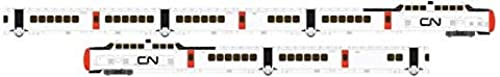Rapido Trains Spur N - Triebzug TurboTrain Canadian National