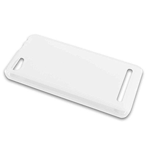 caseroxx TPU-Hülle für Archos 45b Neon, Handy Hülle Tasche (TPU-Hülle in transparent)