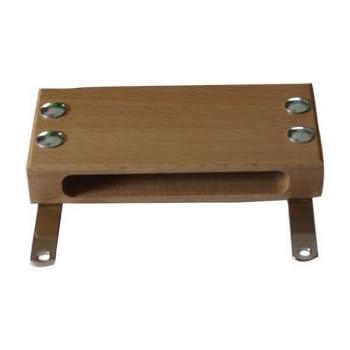 Caja china Haya, una ranura con soporte para tambor: Amazon.es: Instrumentos musicales