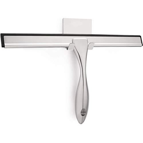 LPOLER Stainless Steel Squeegee for Shower Doors,...
