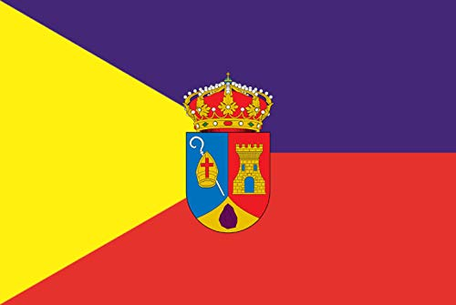 magFlags Bandera Large Villagonzalo Pedernales Burgos | Bandera Paisaje | 1.35m² | 90x150cm