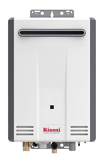 Rinnai V53DeP High Efficiency Outdoor Propane Tankless Hot Water Heater