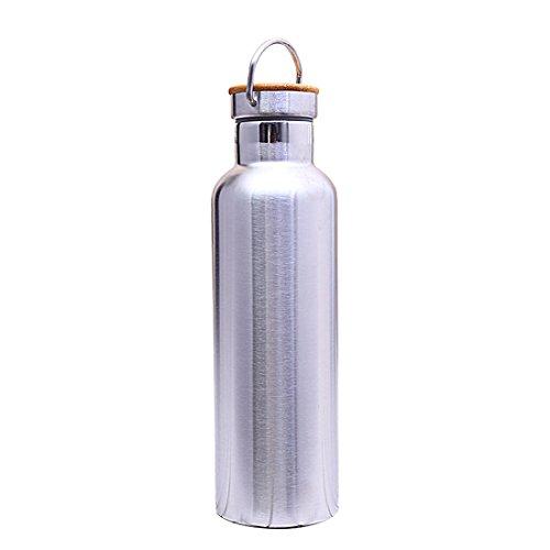 500 ml en acier inoxydable Gobelet isotherme Isolation sous vide Bouteille Portable Bouteille