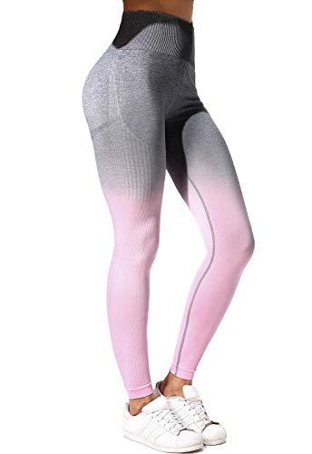 FITTOO Mallas Leggings Mujer Pantalones Deportivos
