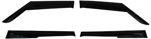 Kia Genuine Accessories U8220-2K000 Sport Visor Rain Guard for Select Soul Models