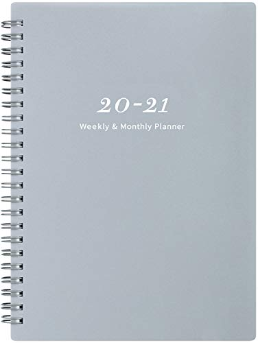 2020-2021 Planner - Weekly & Monthly Planner with Tabs 6.25
