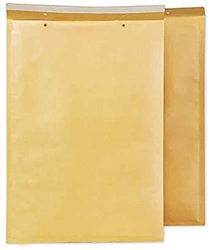 MGE - Sobres Acolchados - Bolsas de Burbujas con Cierre Adhesivo - Set de 10-180 x 265 mm