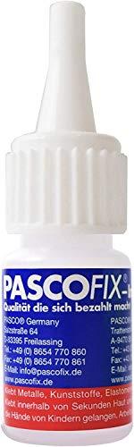 PASCO Industrieklebstoffe -  PASCOFIX chemische