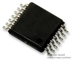 AD8304ARUZ-Logarithmischer Verstärker, 1 Verstärker, 8 Dekaden, 200mV/Dekade, TSSOP, 14 Pin(s)