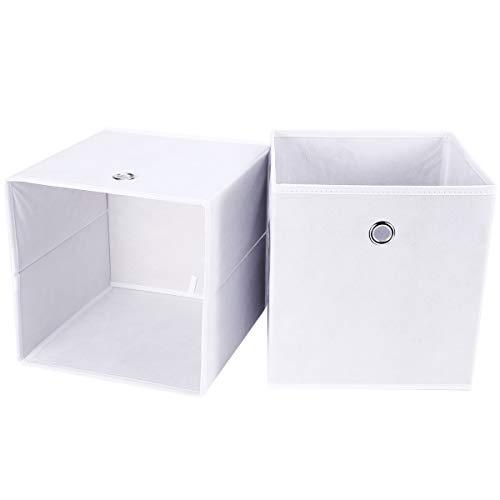 SurePromise - Cajas de almacenamiento 4 unidades
