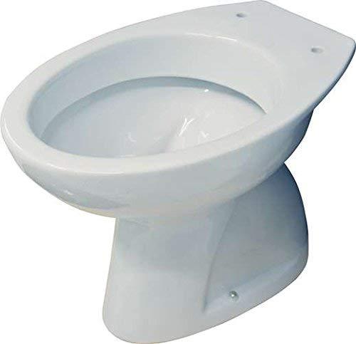 OEM SYSTEMS Gilda Cuvette de WC en céramique avec sortie verticale