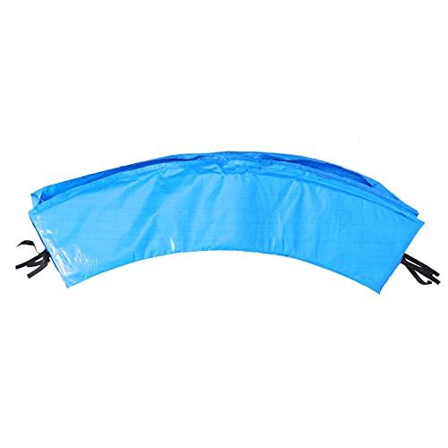 CLISPEED Almohadilla de Seguridad de Repuesto de Trampolín Cubierta de Espuma de Resorte Envolvente Impermeable de Marco de Rebote para Ejercicio Gimnasia Azul 6