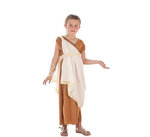 Creaciones Llopis Disfraz de Romana Aurelia para niña