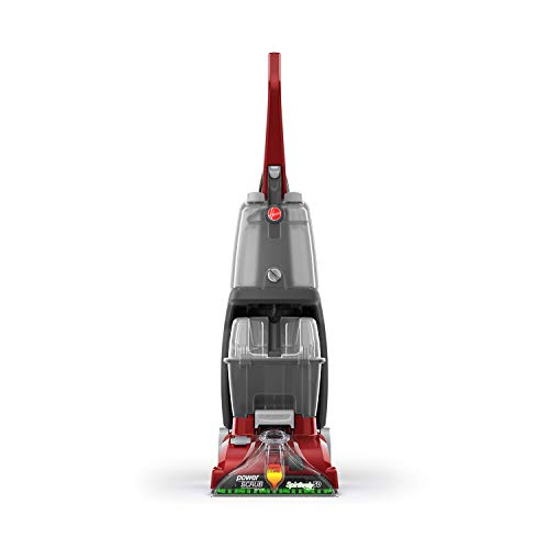 Hoover Power Scrub Deluxe Carpet Cleaner Machine, Upright Shampooer, FH50150,...