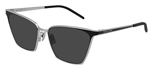 SAINT LAURENT Gafas de Sol SL 429 Black/Grey 56/16/145 mujer