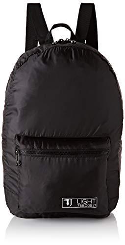 Trussardi Jeans Tj Light Backpack Nylon Unisex, Zaino Donna, Nero...
