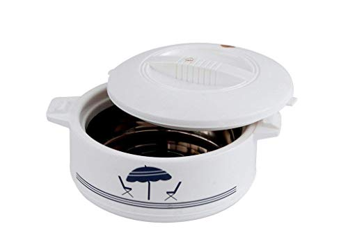 Cello Chef Deluxe Hot-Pot Insulated Casserole Food Warmer/Cooler, 3.5-Liter